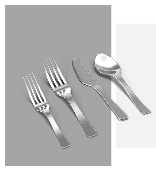 FF Decor Hire - Cutlery