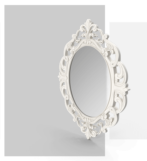 FF Decor Hire - Mirrors, Boxes & Props