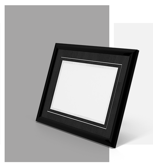 FF Decor Hire - Photo Frames